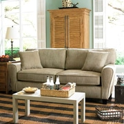 Sofab® Angel Pewter Fabric Sofa