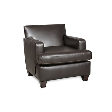 Sofab® Executive Style Chair, Mocha