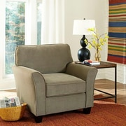 Sofab® Muse Style Fabric Chair, Smoke