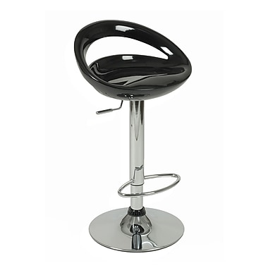 Euro Style™ Agnes Molded ABS Plastic Bar/Counter Stools