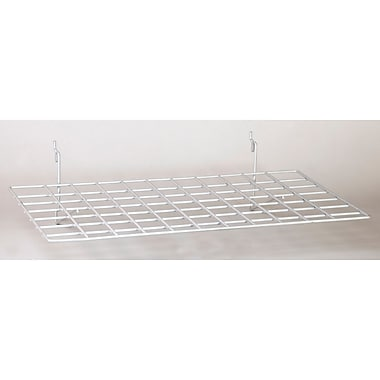 Flat Shelf, White, 23-1/2