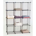 KCF 4120 Mini Grid Shelf, Black