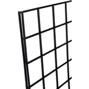 Gridwall Panel, Black, 2' X 4'
