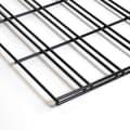 Slatgrid Panel, Black, 2'X4'