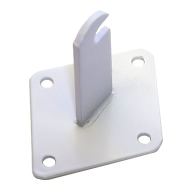 Grid Wall Mount Bracket, White