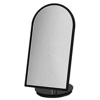 Counter Top Mirror, Black 7