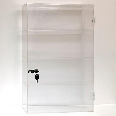 Countertop Showcase, Acrylic, 13