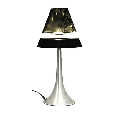 LimeLights™ Floating Lamp With Black Sheer Shade