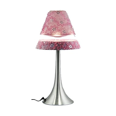 LimeLights™ Floating Lamp With Pink Shade