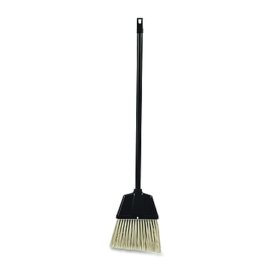 Genuine Joe® Lobby Dust Pan Broom, 32