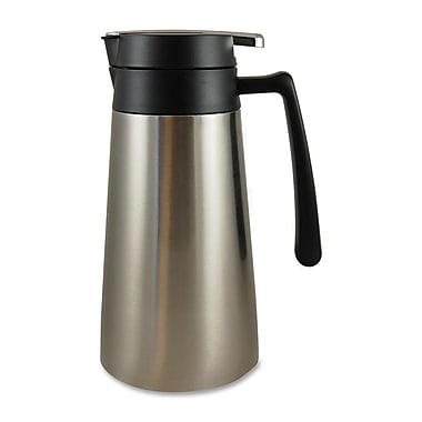 Genuine Joe® 1.59 qt. Commercial Lux Vacuum Carafe, Stainless Steel