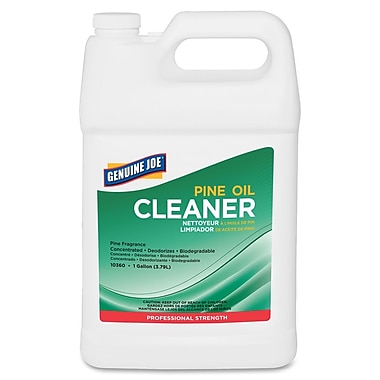 Genuine Joe® Concentrated Pine Oil Surface Cleaner, 128 oz.