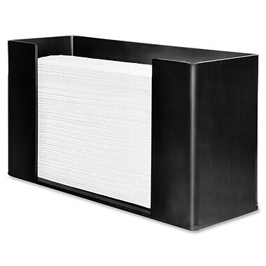 Genuine Joe® C Fold Paper Towel Dispenser, Black