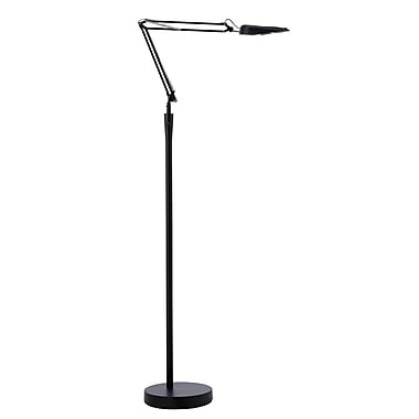 it39s easy to find the office supplies copy paper With led floor lamp staples