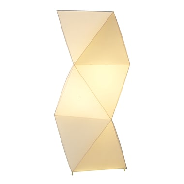 Adesso® Icon Table Lamp, White Finish