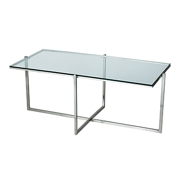 Adesso® Glacier 17 1/4in. Coffee Table