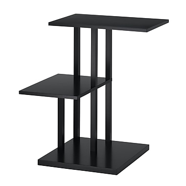 Adesso® Hyde 25 1/2in. Occasional Table, Black
