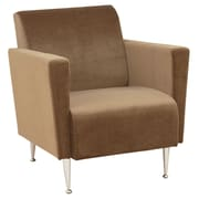 Adesso® Memphis Club Chair, Olive Brown