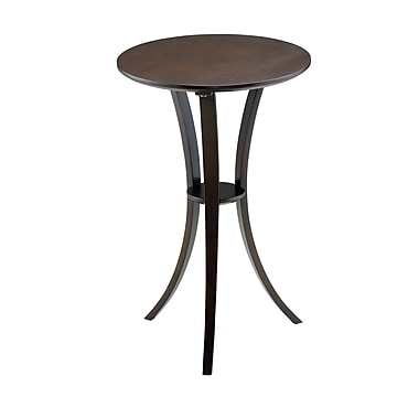 Adesso® Montreal 30in. Pedestal Table, Walnut