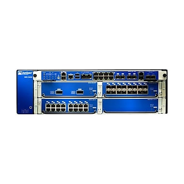 Juniper® SRX3400 Services Gateway
