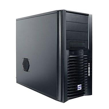 Antec® SRX Series ATLAS W/O PSU System Cabinet For Mini-ITX, MicroATX, Standard ATX