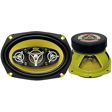 Pyle® Gear X 6in. x 9in. 500 W 8-Way Speaker