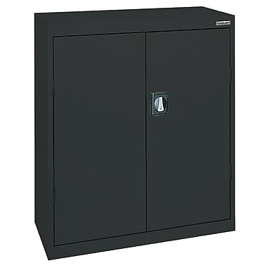 Sandusky® Elite 36in. x 24in. x 42in. Counter Height Cabinet With Adjustable Shelves