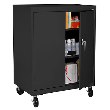 Sandusky® Elite 48in. x 36in. x 24in. Transport Work Height Storage Cabinets
