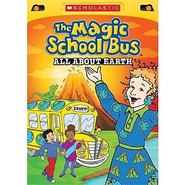 Magic School Bus-All About Earth (DVD)
