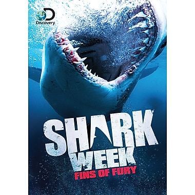 Shark Week - Fins Of Fury (DVD)