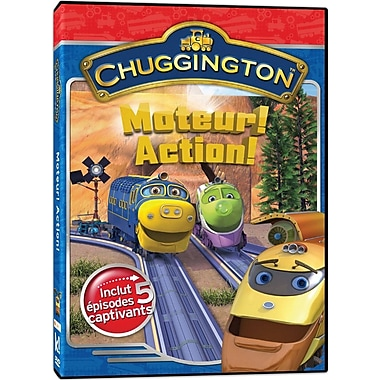 Chuggington - Moteur! Action! (DVD)