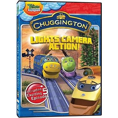Chuggington - Lights, Camera, Action! (DVD)