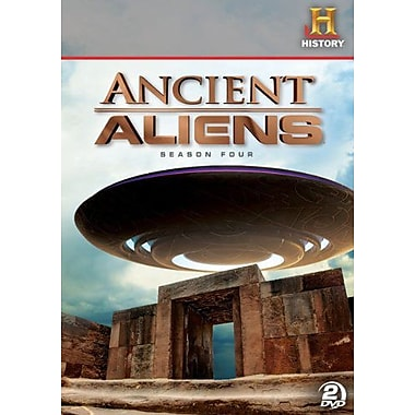 Ancient Aliens - Season 4 (DVD)