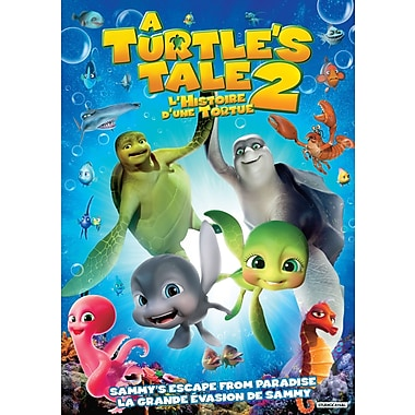 A Turtle's Tale 2 - Sammy's Escape From Paradise (DVD)