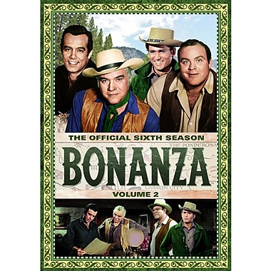 Bonanza: Season 6, Volume 2 (DVD)