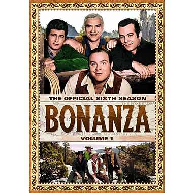 Bonanza: Season 6, Volume 1 (DVD)
