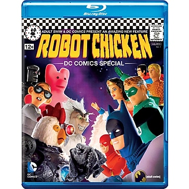 Robot Chicken: DC Special (Blu-Ray + UltraViolet)