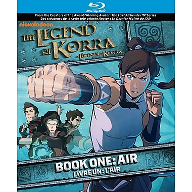 Legend of Korra: Book One: Air (Blu-Ray)
