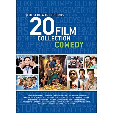 Best of Warner Bros. 20 Film Collection Comedy (DVD)