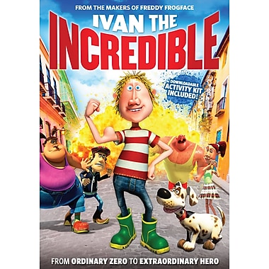 Ivan the Incredible (DVD)