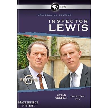 Inspector Lewis Series 6 (DVD)