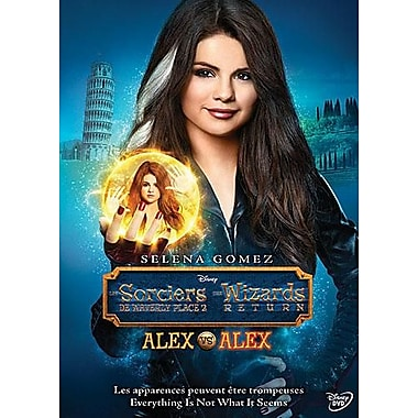 The Wizard's Return: Alex vs. Alex (DVD) 2013