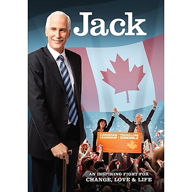 Jack: The Jack Layton Story (DVD)