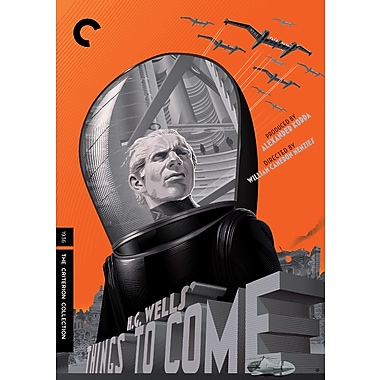 Things To Come (Criterion) (DVD)