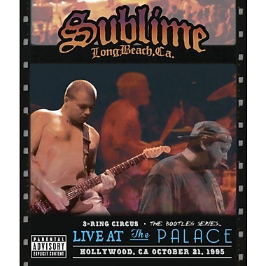 3 Ring Circus: Live at the Palace (DVD)