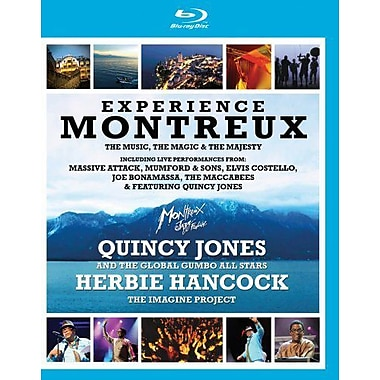 Experience Montreux (Blu-Ray)