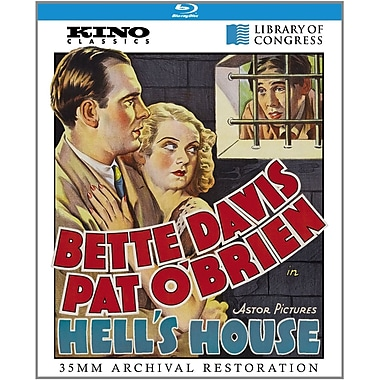 Hell's House: Remastered Edition (Blu-Ray)