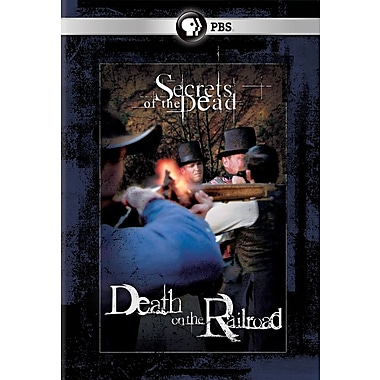 Secrets of the Dead - Death on the Railroad (DVD)