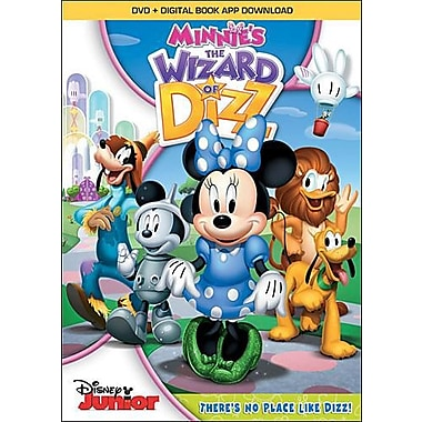 Mickey Mouse Clubhouse: Minnie's The Wizard of Dizz