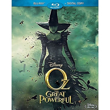 Oz The Great and Powerful (Blu-Ray + copie numérique)